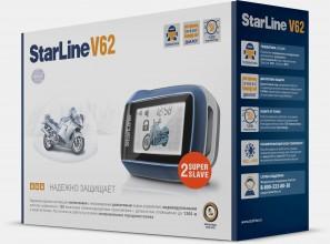 Автосигнализация StarLine V62 Slave